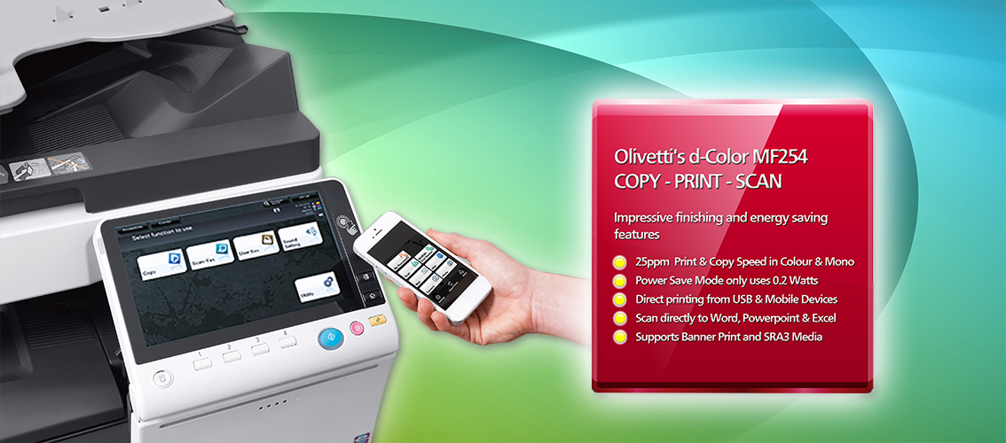 Olivetti Colour MFP